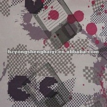 2012 New Polyester Oxford Print Fabric for baby carriage