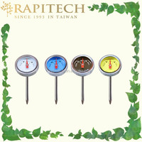 Household Thermometer Dial Food Thermometer Meat Thermometer