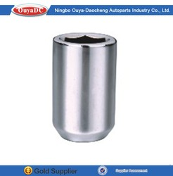 Alibaba china supplier white lug nuts