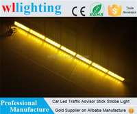 42 Led Construction Car Emergency Stick Traffic Advisor Led Warning Light