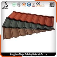 Cheap metal roofing sheet philippines, low price sheet metal roofing shingles