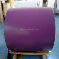0.50mm Thick G550 Corrugated Tile Roofing Used Color Coated Steel Roll from Tianjin Factory