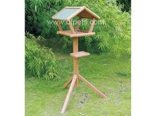 Casa del pájaro decorativos, decorativos de madera dfb-001 pajareras