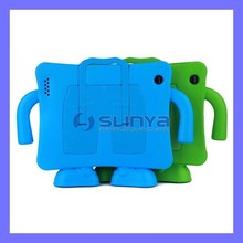 Colorful Kickstand Kids Friendly Protective Cover Tablet Case for Apple iPad 3 4 Mini Air 2