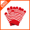 Wholesale cheap all kinds of acrylic knitted gloves