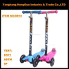 4 Wheel Child High Adjustable Mini Kick Scooter
