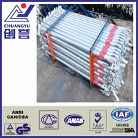 construction ringlock scaffolding diagonal brace