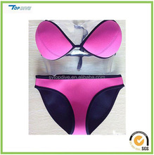 Neoprene Bikini with strap