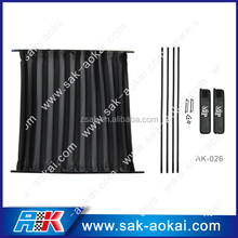 High quality polyester Car Window Curtain Sunshade