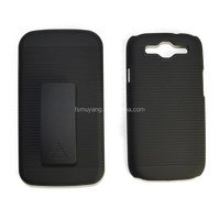 mobile house PC Holster Combo Cellphone Case for Samsung S3 Protector