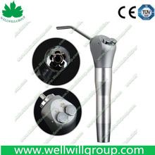 Wellwillgroup Dental agua pulverizada a presión jeringa Triple 3 Way pieza de mano Dental