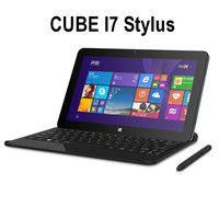 New Cube I7 Stylus Phablets IPS Screen Intel Core-M 4GB/64GB Window 10 Tablet PC 1920*1080 Bluetooth GPS Tablets