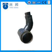Insulation pipe branch reducer bend flange pipe fitting tee