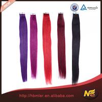 100% brazilian virgin hair full cuticle, raw unprocessed wholesale factory price 5a purple weave hair