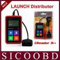 lanzamiento creader x431 iv+ universal coche escáner de código de transmisión automática de lector de código de creader 4