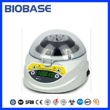 ISO,CE Certified Mini Centrifuge/centrifugal machine with speed 800-15000r/min