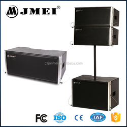 JMEI LA-210 China Used active speaker box line array system