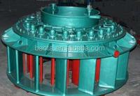 Mini Kaplan turbina / 200kw Kaplan turbine/Hydropower plant