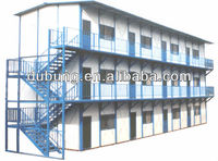 prefabricated house apartment for rent
