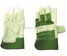 safety working gloves, cheap price and high quality/safety glove/working gove