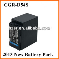 Digital video Camcorder Battery For PANASONIC CGR-D54 CGR-D54S