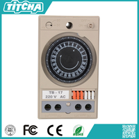 TB17 time switch coin operated timer