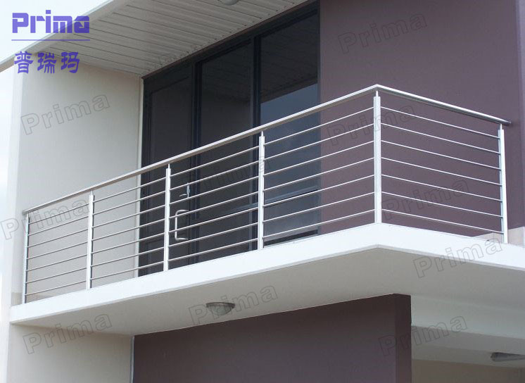 wooden handrail stainless steel terrace railing designs quotes