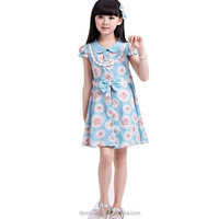 2015 new model children cotton long frocks designs for girls in pakistan, pictures of new design girls fancy long frock