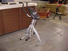 Bun and Thigh Do-er Exercise Equipment
