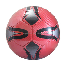Manufacture machine stitched Low price Pu 5# best quality football in online store