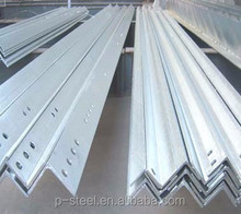 equal Galvanized Steel angle iron