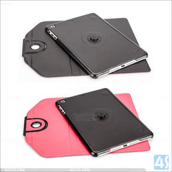 folding 360 rotating leather case for ipad air 2 sinofly
