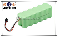 14.4V NIMH SC size 3500mAh Rechargeable battery pack/Customized