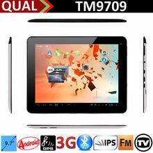 9.7 inch wacom tablet MTK8382 Quad Core Bluetooth 4.0 GPS Display 3g calling with Quad Core Bluetooth B