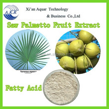 100% Pure nature Saw Palmetto Best Quatily Saw Palmetto Extract 25% Fatty acid