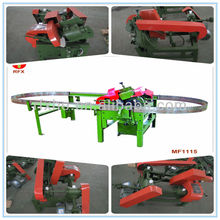 MF1115 acero de hoja de sierra de máquina de afilar