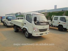 2 toneladas de carga útil de la luz de camiones de servicio