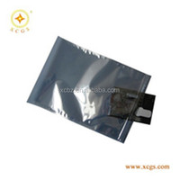 Supply foil bags, static shielding bags, ESD bags with fresh stock