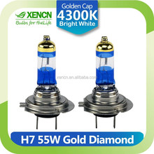 Fashion XENCN H7 12V 55W 4300K Headlight Halogen led car bulb