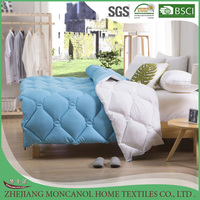 DV0920-28 Solid Color Reversible Down Alternative Comforter
