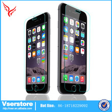China supplier 9H tempered glass film for iPhone screen protector 0.3mm screen protector