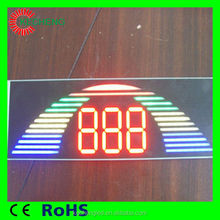 Novel Item automobiles be in common use flexible led light /12V/24V Led Digital safe light