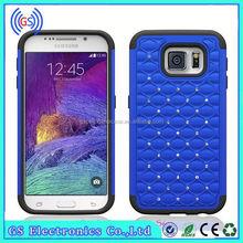 Silicon & Pc Phone Case For Samsung Galaxy Mini S5570