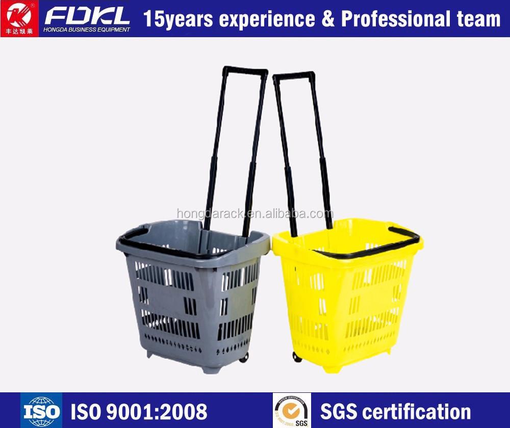 Fabrication professionnelle ISO certifié panier roues