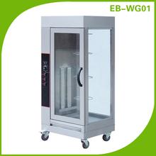 Eléctrico rotatorio para asadores de pollo/rotativo de pollo asadores