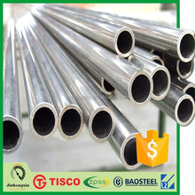 High property stainless steel pipes 304 water steel tube 304l polished 18 inch pipe