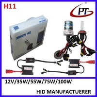 cheapest good quality xenon hid kit 3000k h7 100w hid conversion kit kit hid xenon 55w 4300k for CRUZE car