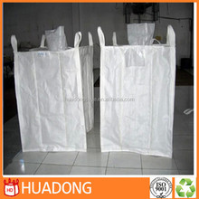5:1 Safety Factor and Side-Seam Loop Loop Option (Lifting) 2 TON JUMBO BAG