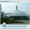 Supply China Products Space Frame Steel Structure Dome Shape Coal Storage Shed