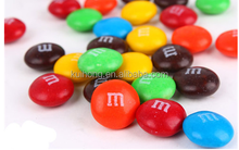 KH industrial m&m chocolate, pure chocolate production line made in china